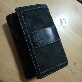 COACH 三折り財布
