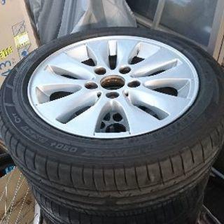 BMW E87純正アルミ&タイヤ 一台分 1シリーズ