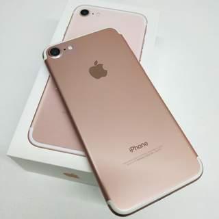 SIMフリー iPhone 7 32GB Rose Gold バ...