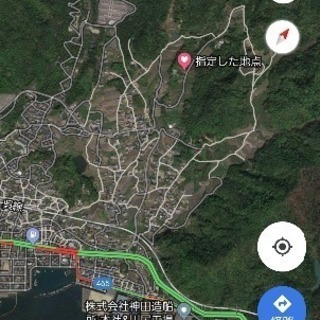 呉市川尻町の土地