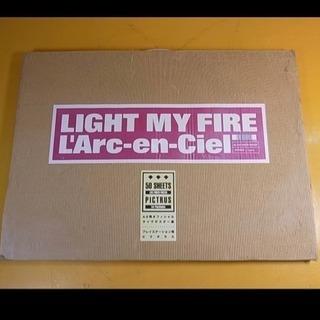 ラルク L'Arc〜en〜Ciel LIGHT MY FIRE ...