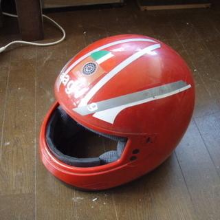 フルフェイス ヘルメット  中古  シールドなし