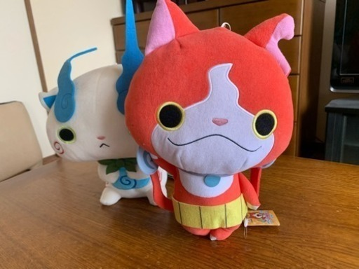 妖怪ウォッチ キャラクター ぬいぐるみ めめ 野江のおもちゃ