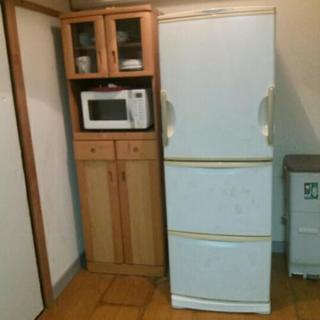 冷蔵庫 2002年製
