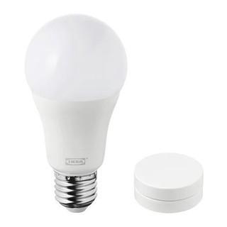 IKEA TRÅDFRI トロードフリ 調光キット 電球色 温白...