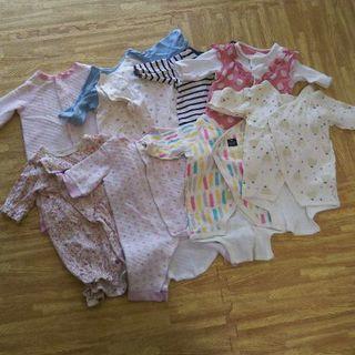 ベビー服☆サイズ60  8枚セット
