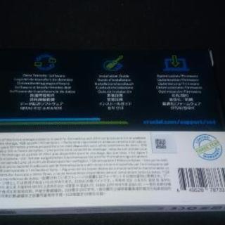 新品未使用 SSD crucial BX500 480GB - 大分市