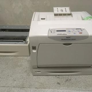 プリンターNEC MultiWriter 2900C(ジャンク)