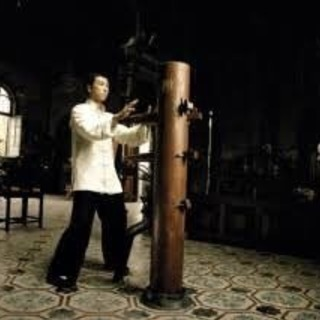木人椿 叩きましょうよ!!! ☆伝統詠春拳☆
