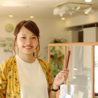 【募集】パートスタイリスト!!