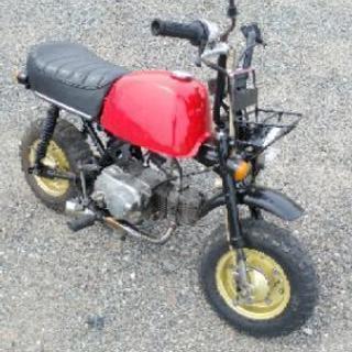 旧車 ホンダ ゴリラ Z50 6V