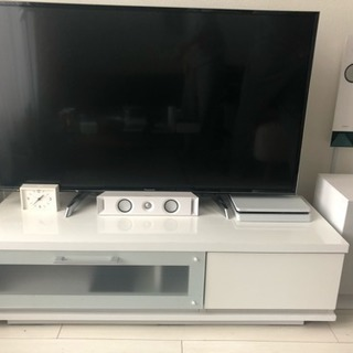 値下げ3月末廃棄 テレビボード 120cm