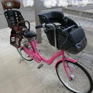 ★決まりました。 3人乗り自転車(大人+幼児2人)