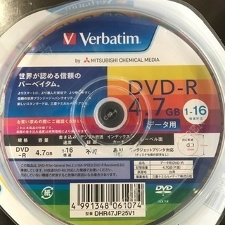 DVD-R ほぼ新品