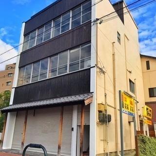 JR吹田駅最寄り!2階激安店舗・事務所・荷物置場にオススメ(*'▽...