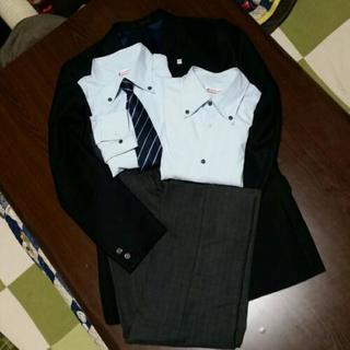 再投稿です! 男子制服「165A,W70」 清陵情報高校