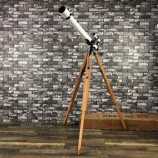 MIZAR ミザール 天体 望遠鏡 長さ約100cm 直径約8c...