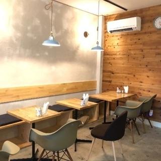 草加市の自家焙煎珈琲とクレープのお店。