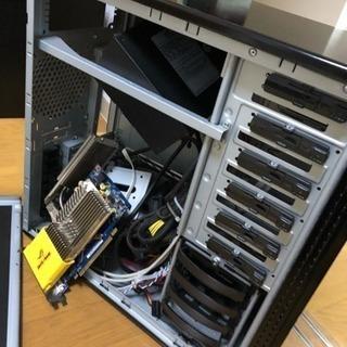 デスクトップパソコン2台