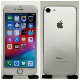 SIMフリー iPhone 7 128GB Silver バッテ...