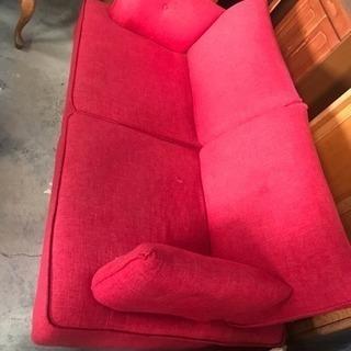 赤いソファ 伊賀市 名張市 ソファー 椅子