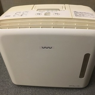 中古美品 ★ SANYO 加湿器「AQUA PLUS」CFK-VW...