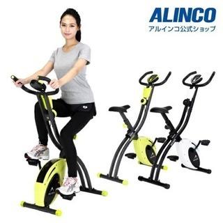 フィットネスバイク ALINCO