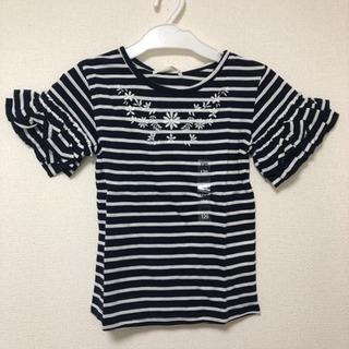 新品 ライトオン  フリルTシャツ Tシャツ