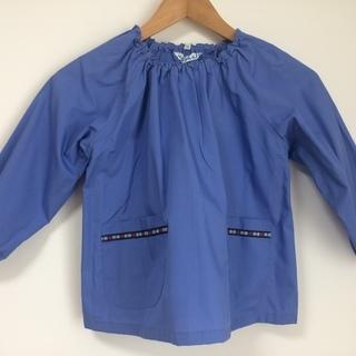 月映保育園 園服(110cm)3点セット