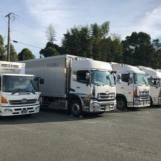 和気あいあいの家族的な運送会社のドライバー募集