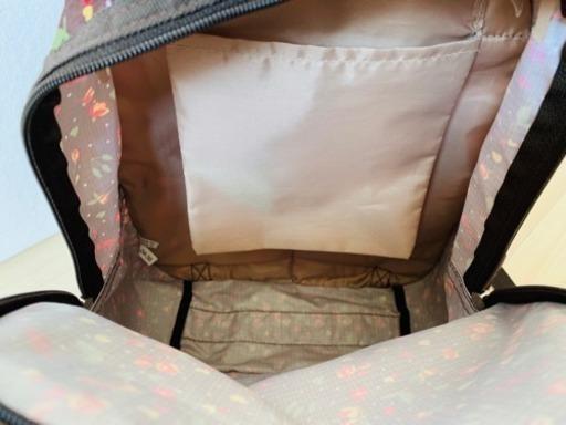 46f3ea69cea6 ミチコロンドン】軽量リュックサック (mimimi) 御陵のバッグ《リュック ...