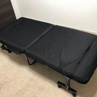 ニトリ*折りたたみベッド