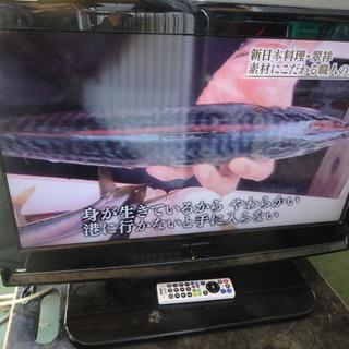 南101 DXアンテナ  液晶テレビ 26型 LVW-264K