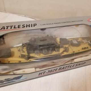 バトル シップ  1:250大型戦艦、ミズーリ型ラジコン