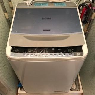 あげます!HITACHIの洗濯機
