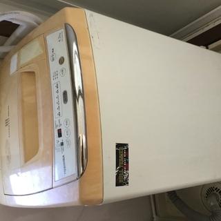 特価2,000円★東芝2012年洗濯機