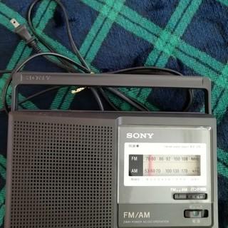 ★SONY ソニー AM/FM ラ...