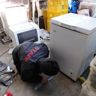 東京 中古家電のリサイクル全般作業 時給1200円以上 頭髪自由