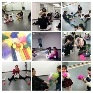 新開講クラス5/25(土)!新宿・大久保のリトミック!JR大久保駅...