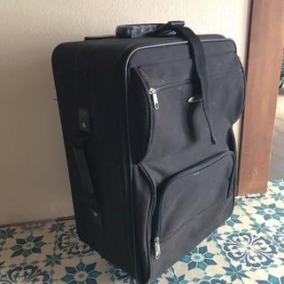 3~4泊対応ソフトスーツケース