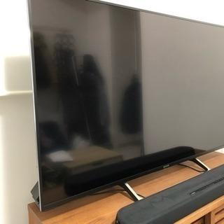 sonyソニー55型4k液晶テレビ...