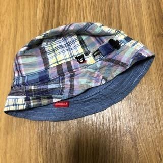 ミキハウス ダブルB 帽子