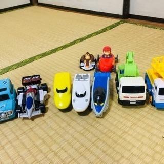 車のセット
