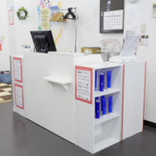 美容室のレセプション&保育スタッフ募集