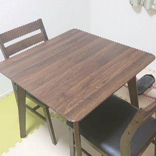 二人用ダイニングテーブル