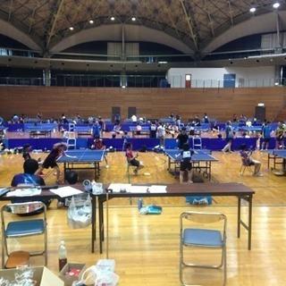 第38回ワンピースとちぎ卓球大会練習会(栃木県真岡市)