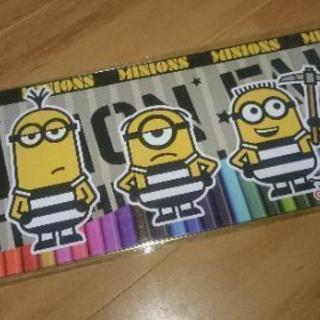 ミニオンズ 50色鉛筆