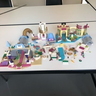 LEGO アナ雪のお城