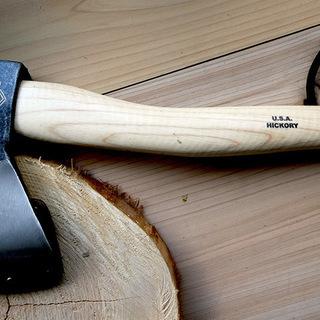 抜群の使いやすさイタリア高級手斧PRANDI 36cm