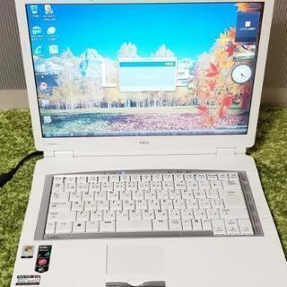 NEC ノートパソコン本体